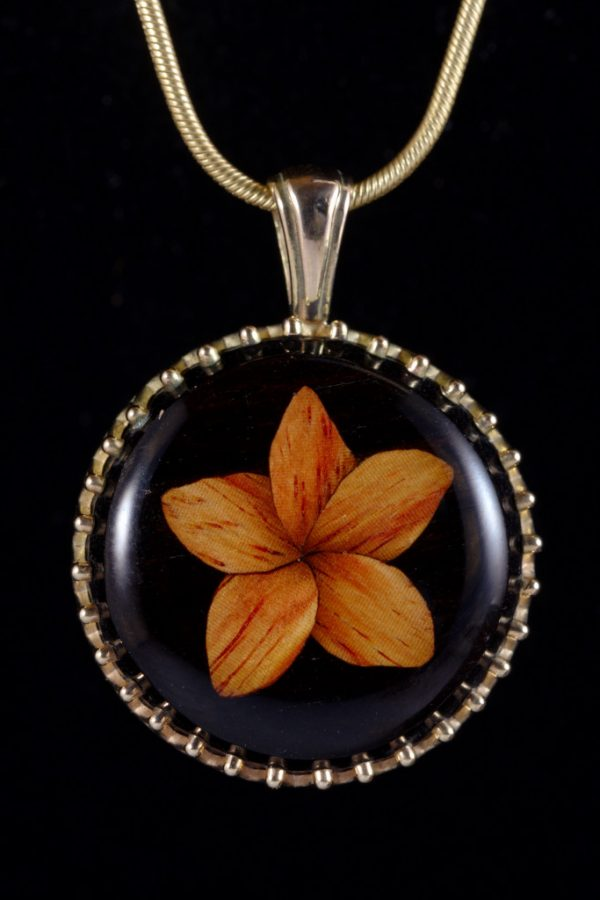 Marquetry Jewelry